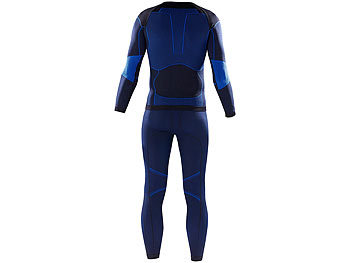 PEARL sports Herren-Thermo-Funktionsunterwäsche mit Kompression, Größe S PEARL sports Herren Thermo-Funktionsunterwäsche mit Kompression