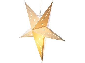 lunartec weihnachtssterne 3d weihnachtsstern lampe stern. Black Bedroom Furniture Sets. Home Design Ideas