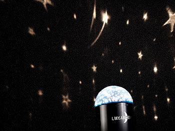 Sternenhimmel projektor realistisch