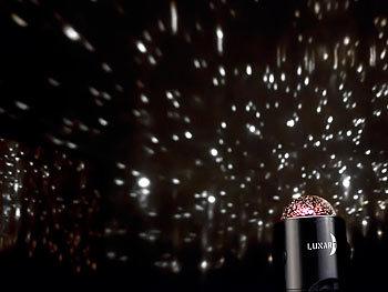 lunartec 2in1 sternenhimmel projektor weltallzauber. Black Bedroom Furniture Sets. Home Design Ideas