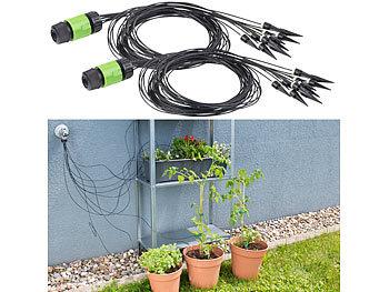 Haus Bewässerung Bewässerung FÜR Gewächshaus Garten Terrasse Kit Praktisch