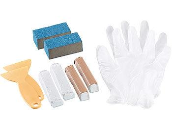 2er-Set Sanitär-Reparaturkits für Bad, Dusche, Wannen & WC / Emaille Reparaturset