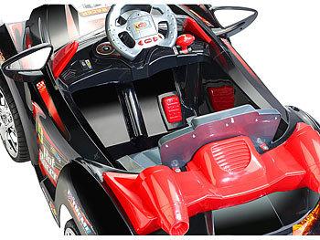 playtastic elektroautos f r kinder sportliches elektro. Black Bedroom Furniture Sets. Home Design Ideas