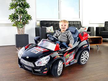playtastic kinder autos sportliches elektro. Black Bedroom Furniture Sets. Home Design Ideas