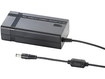 simulus ac adapter 12 v auf 230 v f r universal akku ladeger t lg 300. Black Bedroom Furniture Sets. Home Design Ideas
