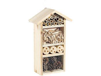 Insektenhotel Flora - Nistkasten für Nützlinge   Insektenhotel
