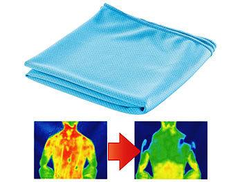 Kühltuch Kühlhandtuch Eiskalt Kühlen Handtuch Fitness In-und outdoor Sport