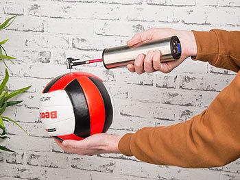 agt professional digital pumpe akku kompressor luftpumpe f r reifen b lle u v m lcd bis 150. Black Bedroom Furniture Sets. Home Design Ideas