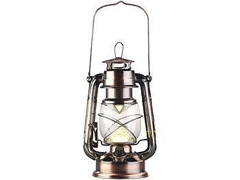 Lunartec LED Sturmlaterne: Ultra helle LED Sturmlampe