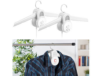 für Blusen Hemden Shirts Kleiderbügel // Bügel 50 oder 100 Stk. transparent