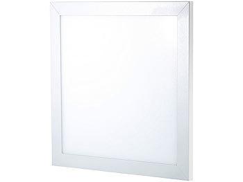 Led Lampen Panel : Lunartec led lampen slim led panel cm w warmweiß