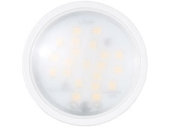 PEARL LED-Spot aus High-Tech-Kunststoff, E14, MR16, 3 W, 200 lm, warmweiß PEARL LED-Spots E14 (warmweiß)