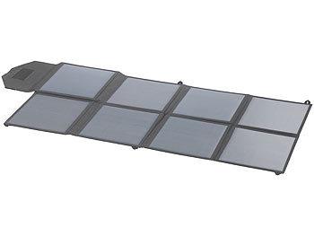 revolt Solartasche: Mobiles, faltbares Solarpanel, 8