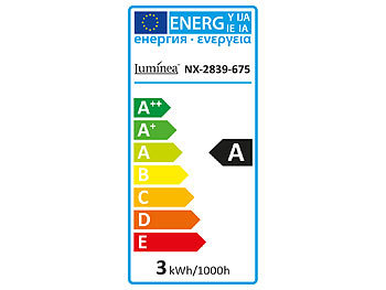 Luminea High-Power G4-LED-Stiftsockel mit SMD5050-LEDs, 3 W, warmweiß Luminea LED-Stifte G4 (warmweiß)