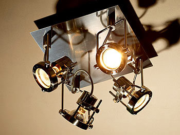 "3 Spots Spotlampe: Spot-Lampe /""Chromis/"" bis 50 W GU10"