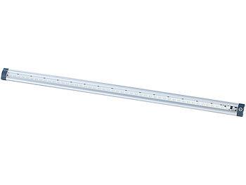 luminea led-unterbauleuchten im komplett-set, 50 cm, 3000 k, 5 w - Unterbauleuchten Led Küche
