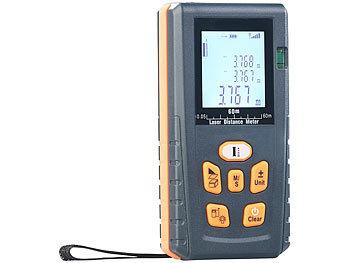 Entfernungsmesser Mit Laser : Agt professional messgerät laser entfernungsmesser mit lcd