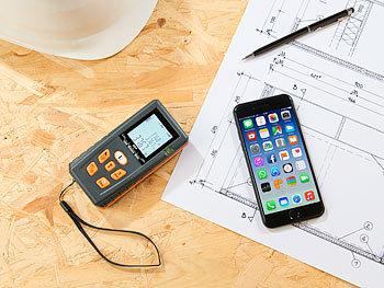 Laser Entfernungsmesser Mit Usb Anschluss : Agt professional messgerät: laser entfernungsmesser mit lcd
