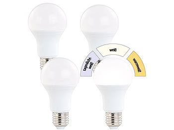 Kühlschrank Lampe 10w : Luminea led bulbs e er set led lampen w lm a