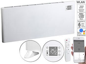 Fern Infrarot Wandheizung Smart WIFI Thermostat Fernbedienung Elektroheizplatte