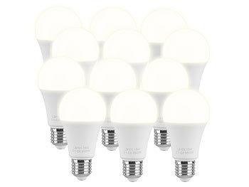Kühlschrank Lampe 15w : Luminea led tropfen e27: high power led lampe e27 15 w 1400 lm