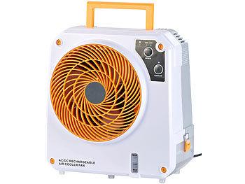 sichler haushaltsger te high power akku luftk hler mit wasserk hlung 26 watt 150 ml std. Black Bedroom Furniture Sets. Home Design Ideas