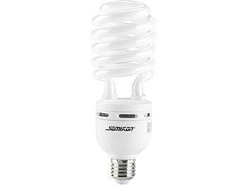 Somikon spiralf rmige energiespar lampe 35 w 4000 k for Lampe 4000 kelvin