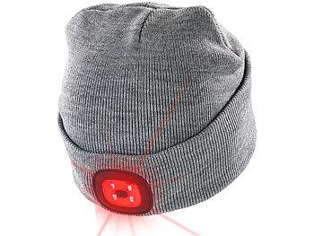 mütze mit led beleuchtung