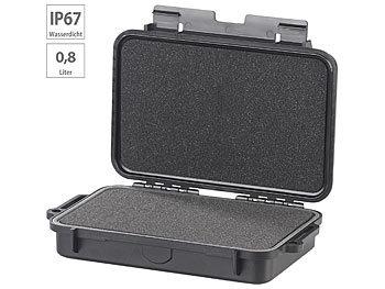 Staub- und wasserdichter Mini-Koffer, 215 x 133 x 52 mm, IP67 / Koffer