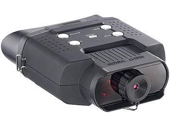 Nachtsichtgerät DN-700, Binokular, bis 400 m Sichtweite, SD-Aufnahme / Nachtsichtgerät