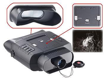 Digitales Nachtsichtgerät DN-600, Binokular, bis zu 300 m Sichtweite / Nachtsichtgerät
