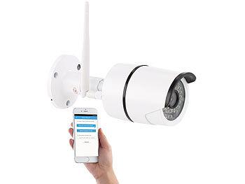 WIFI Funk IP Kamera 1080P//720P HD Überwachungskamera Webcam IR Nachtsicht CCTV
