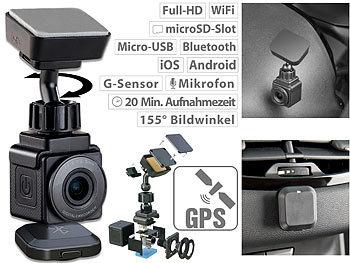 navgear car gps wifi mini dashcam full hd 1080p g. Black Bedroom Furniture Sets. Home Design Ideas