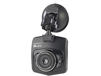 """NavGear Dashcam Autokamera mit Bewegungserkennung und Farb-Display (2,4"""") NavGear Dashcams"""