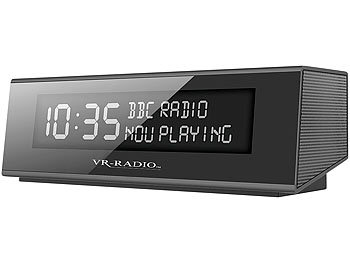 vr radio funk radiowecker digitales dab fm stereo radio. Black Bedroom Furniture Sets. Home Design Ideas