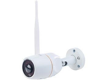 360°-Panorama-IP-Aussen-Überwachungskamera IPC-550.wide, WLAN, Nachtsicht, App, IP66 3