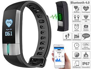 Armband Mit Medicals FitnessarmbandFitness Blutdruck Newgen vNnwPm0y8O