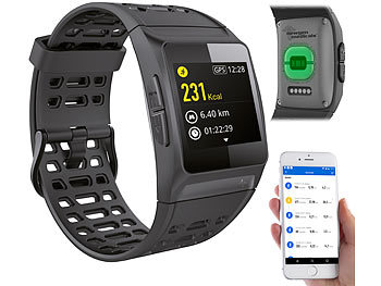 Android- & iOS-Smartwatch