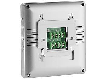 Video-Türsprechanlage VSA-400 mit Farbdisplay, LED-Licht und Türöffnungsfunktion 1