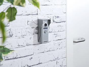 Video-Türsprechanlage VSA-400 mit Farbdisplay, LED-Licht und Türöffnungsfunktion 10