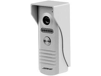 Video-Türsprechanlage VSA-400 mit Farbdisplay, LED-Licht und Türöffnungsfunktion 3