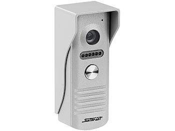 Video-Türsprechanlage VSA-400 mit Farbdisplay, LED-Licht und Türöffnungsfunktion 4