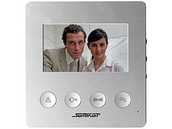 Video-Türsprechanlage VSA-400 mit Farbdisplay, LED-Licht und Türöffnungsfunktion 6
