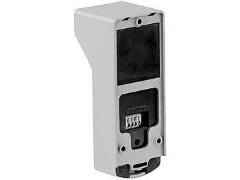 Video-Türsprechanlage VSA-400 mit Farbdisplay, LED-Licht und Türöffnungsfunktion 7