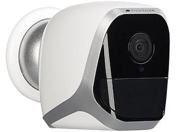 visortech wlan kamera akku ip hd berwachungskamera mit app ip65 bis 6 monate batteriebetrieb. Black Bedroom Furniture Sets. Home Design Ideas