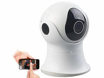 Wlan Full Hd Kompatibel Seien Sie Im Design Neu 7links Außenkamera: Outdoor-ip-Überwachungskamera