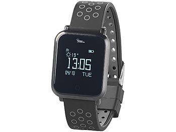 newgen medicals smartwatch fitness uhr mit blutdruck herzfrequenz anzeige bluetooth 4 0. Black Bedroom Furniture Sets. Home Design Ideas