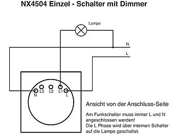Luminea Home Control Wlan Dimmer Unterputz Touch Lichtschalter Dimmer Komp Zu Amazon Alexa Google Assistant Alexa Dimmer Unterputz