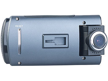 Full-HD-Dashcam MDV-1915.dual mit 2 Objektiven, 150° Ultra-Weitwinkel, Sony-Sensor 2
