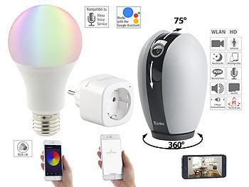 7links wlan steckdose smart home starter set 1 kompat zu amazon alexa google assistant. Black Bedroom Furniture Sets. Home Design Ideas